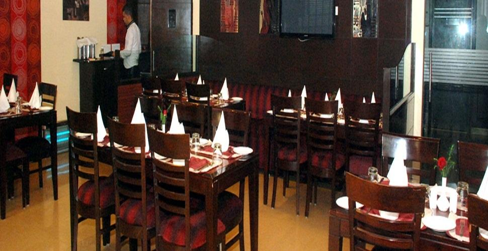 The Vaishali Inn Hotel Ghaziabad Restaurant